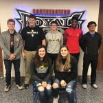 HSE Celebrates 2019 College Signings!