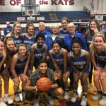 GIRLS BASKETBALL WINS REGIONALS AND MOVES ONTO SEMI-STATE