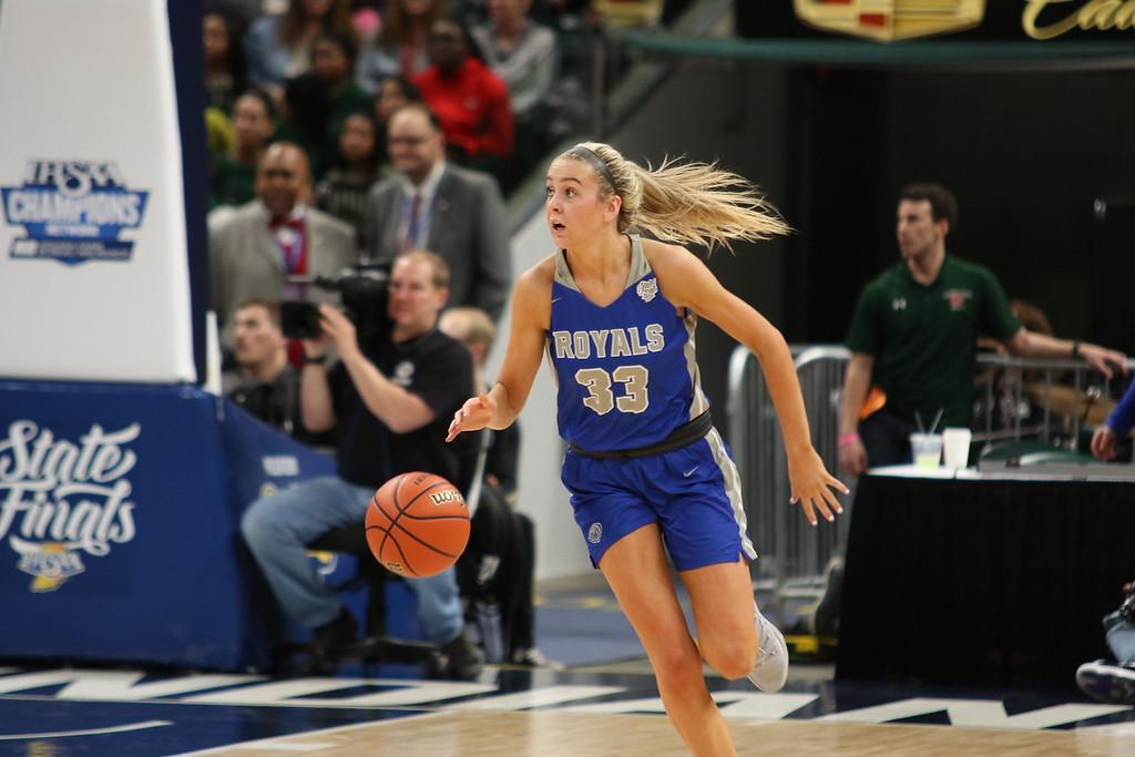 Hamilton Southeastern's Sydney Parrish Named Indiana Gatorade Basketball Player of the Year