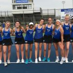 #5 HSE Girls Varsity Tennis falls to #1 Cathedral 4 – 1