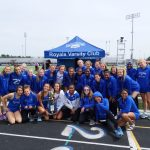 Girls Track wins Royal Relays
