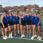 #15 HSE Girls Varsity Tennis defeats #13 Avon 4 – 1