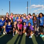 HSE Girls Junior Varsity Tennis beats Fishers 11 – 3