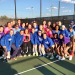HSE Lady Royals Win Mudsock Match 4-1