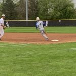 Two Hamilton Southeastern Royals Varsity Pitchers Team Up In Shutout Victory Against Noblesville