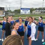 HSE Girls Varsity Tennis beats Mt. Vernon 5 – 0