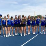 HSE Varsity Tennis Defeats Fishers 4 – 1 to Win 6th Straight Sectional Title!