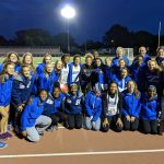 Girls Track wins the schools 15th Regional Title