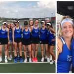 HSE Girls Varsity Tennis falls to Cathedral 5 – 0 in Regional Final