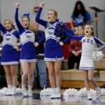 Girls Basketball Cheer Open Gyms