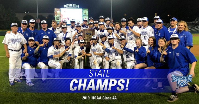 Hamilton Southeastern Royals Varsity Wins 4A State Championship