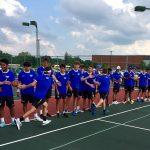 HSE Boys Varsity Tennis falls to Westfield 4 – 1