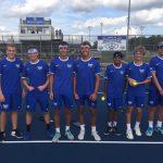 HSE Boys Varsity Tennis beats Avon 3 – 2