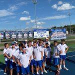 Boys Junior Varsity Tennis falls to Zionsville 11 – 4