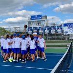 Boys Junior Varsity Tennis beats Brownsburg 10 – 1