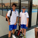 Boys Junior Varsity Tennis beats Franklin Central 17 – 1