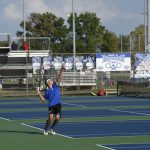 HSE Boys Varsity Tennis defeats Guerin Catholic 4 – 1