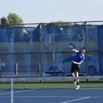 Boys Junior Varsity Tennis beats Guerin Catholic 13 – 1