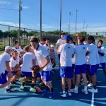 HSE Boys Varsity Tennis defeats Lebanon 4 – 1
