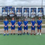 HSE Boys Varsity Tennis falls to Cathedral 3 – 2