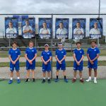 Boys Tennis - Senior Night (9-25-19)