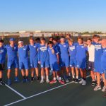 HSE Boys Varsity Tennis falls to North Central 2 – 3 in Regional Final