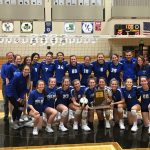 HSE Volleyball SECTIONAL CHAMPIONS, on to Regionals!!