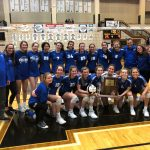 Volleyball Wins Regionals!!  Moving onto Semi-State!!