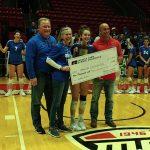 Lillian Leiner – 2019 IHSAA 4A Volleyball Mental Attitude Award
