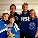 Kami Laux – HSE Athletic Administrative Assistant