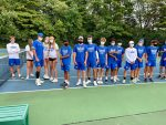 #11 HSE Varsity Tennis defeats #17 Cathedral 4 – 1
