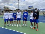 HSE Tennis defeats Hamilton Heights 5 – 0 Advances to Sectional Final