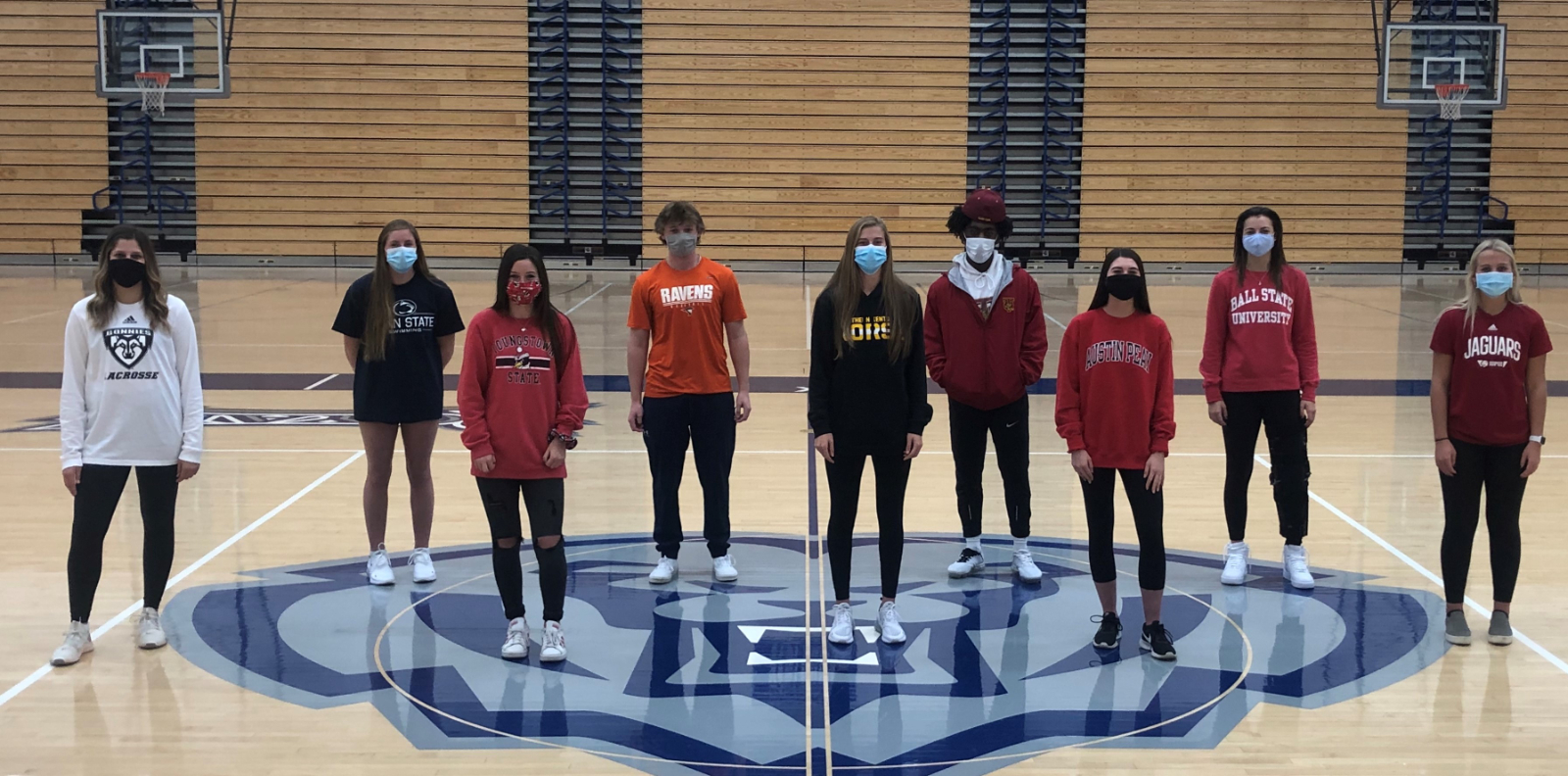 Hamilton Southeastern Royals – College Signings