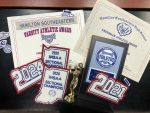 Certificate/Awards pick up for Cross-Country, Tennis, Football, Volleyball and 2020 Baseball & Boys Track………..