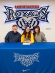 Katy Pippenger Signs To Play Golf At Franklin College