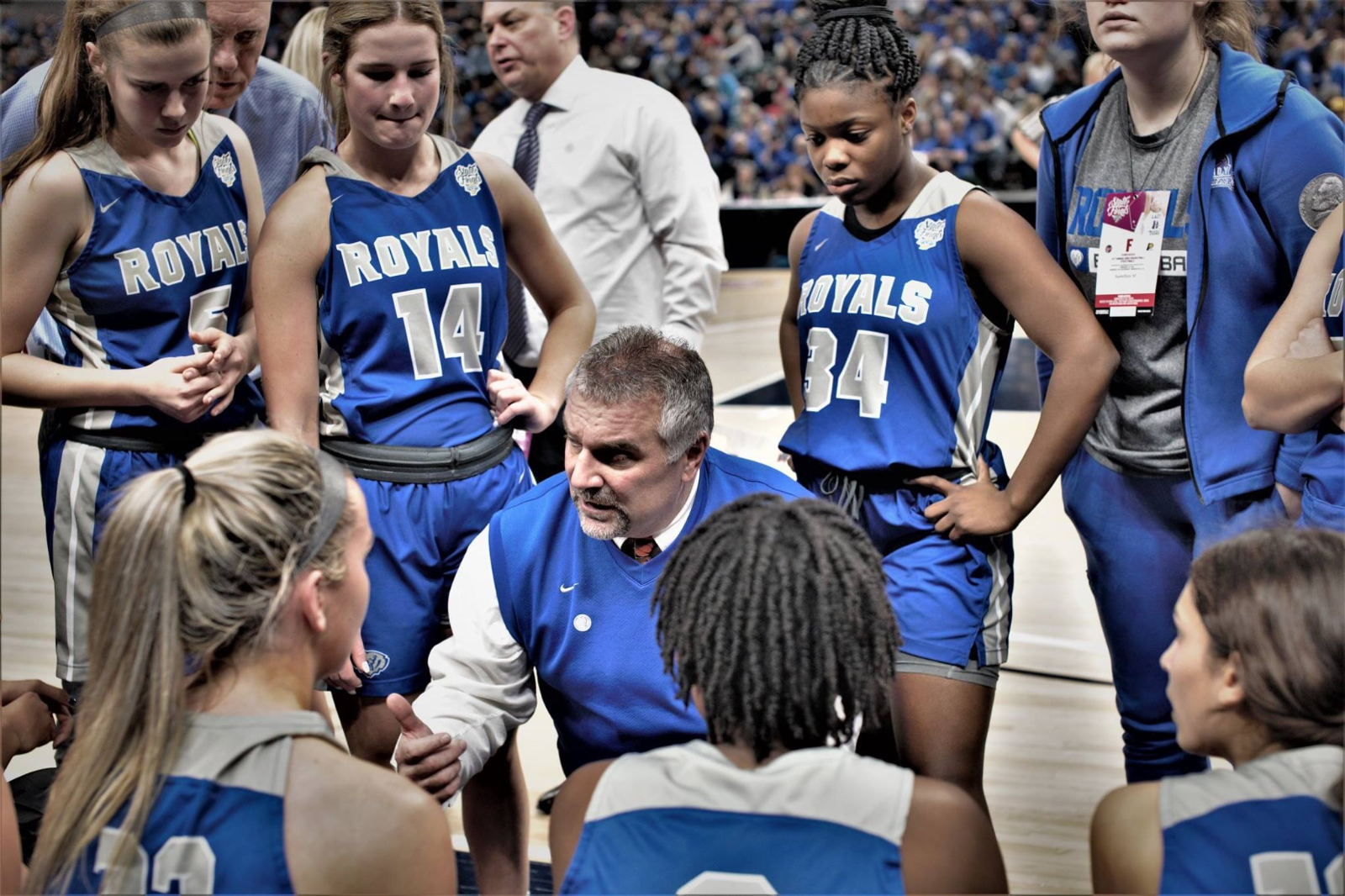 Coach Hupp Retires