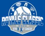 Baseball: ROYALS CLASSIC April 2nd and 3rd