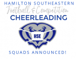 2021-2022 HSE Football/Competition Cheerleading Squads