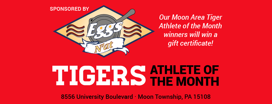 Cast your vote for September's athlete of the month! Sponsored by Eggs N'at.