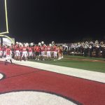 Boys Varsity Football falls to Baldwin 48 – 42
