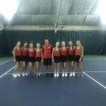 Girls Varsity Tennis beats Pine-Richland 4 – 1