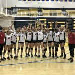 8th grade teams wins CM Tournament
