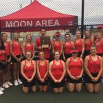 Girls Varsity Tennis beats Baldwin 4 – 1