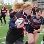 Bella Sinatra and Sofia Mancini selected to train with HS All-American Rugby Team