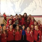 MAC Swimming Championships-boy and girls team champions!