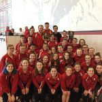 Varsity Boys and Girls Swimming & Diving Teams Sweep MAC's