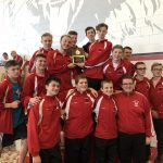 Swim and Dive win 2nd consecutive MAC