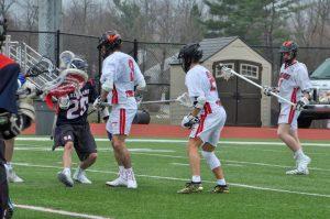 Boys Lacrosse 3/30