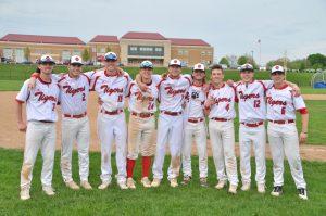 Boys Baseball 5/1/19