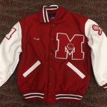 Letterman jackets are in!